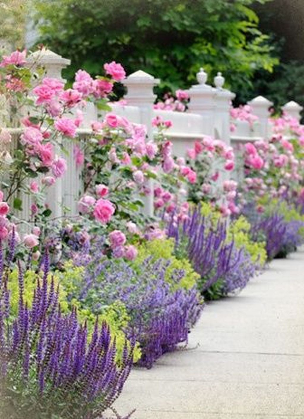 20 Beautiful Flower Garden Ideas For Your Home 01